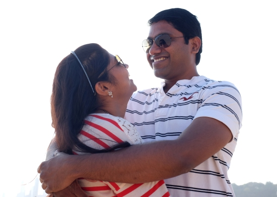 Suvarna and Abhi